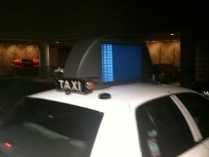 Fedora Linux Core Dump Taxi