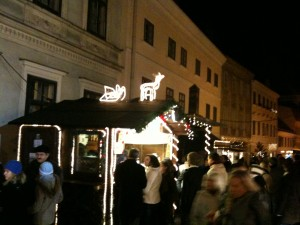 Viena Xmas Market
